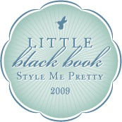 Little black book logo