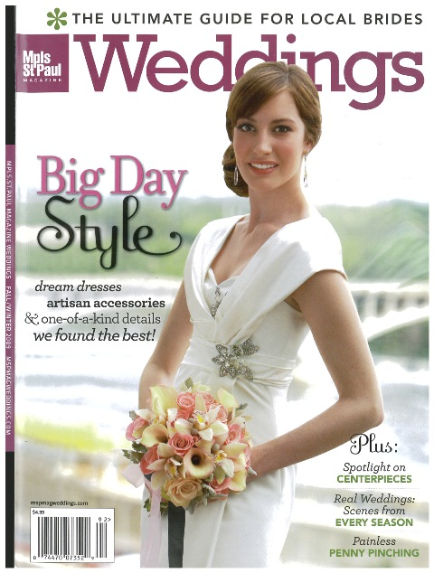COVER MplsStPaul Weddings Winter 2009 (low res)