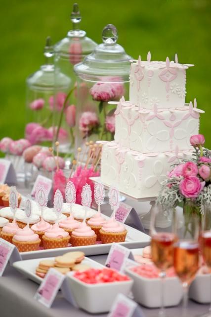 Just bloomed flower blog style me pretty dessert table mightylinksfo