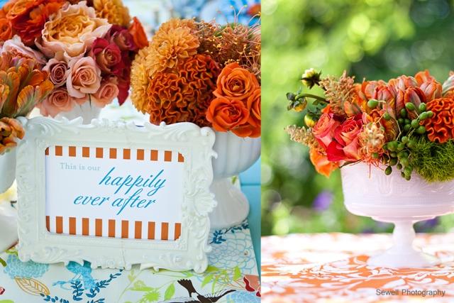 12Just Bloomed wedding flowers