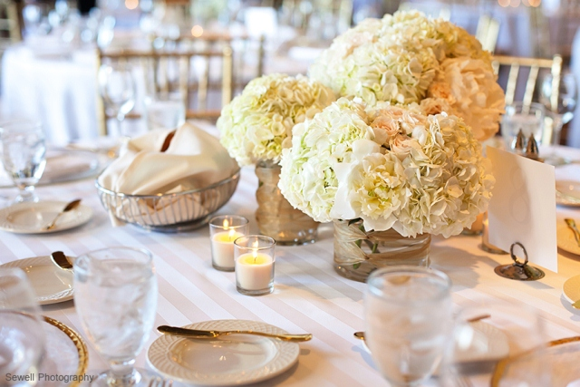 13Just Bloomed Centerpieces